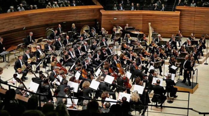 L'Orchestre national de France © Jean-François Leclercq