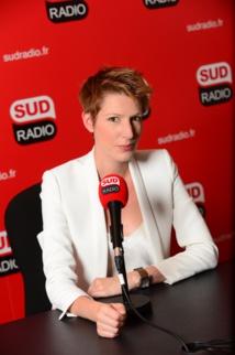 Natacha Polony dans la matinale de Sud Radio - Crédit : Anthony Ghnassia
