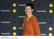 Estelle Cognacq est la directrice adjointe de l'agence France Info - Crédit: Christophe Abramowitz/Radio France