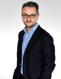 Stéphane Grant, nouveau délégué aux programmes et à l'antenne à France Musique © Christophe Abramowitz