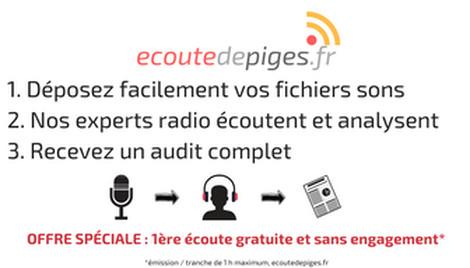Un service d'écoute de piges lancé au Salon de la Radio