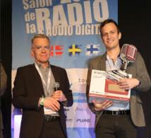 Grégory Thollet (à droite) ici avec Michel Colin (à gauche)