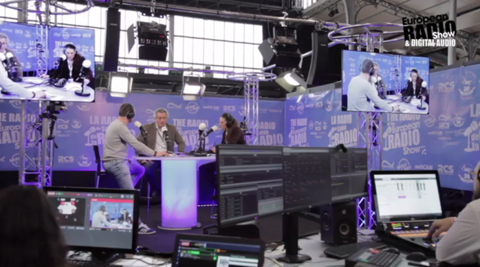 En 2019, participez au Salon de la Radio