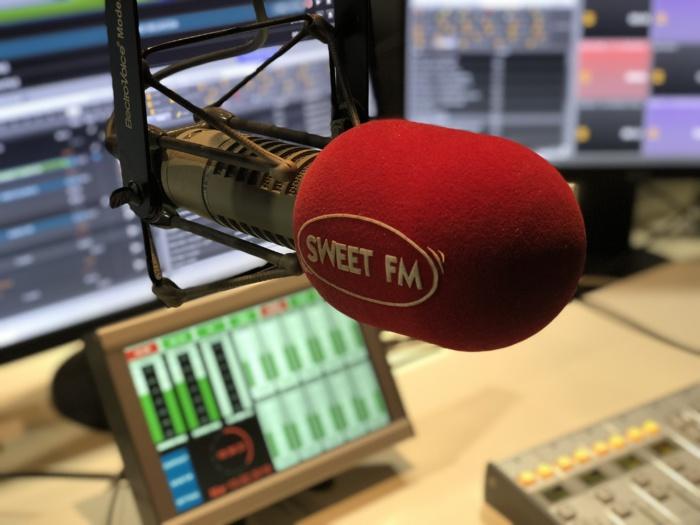De nouveaux outils numériques, au service de la proximité © Sweet FM