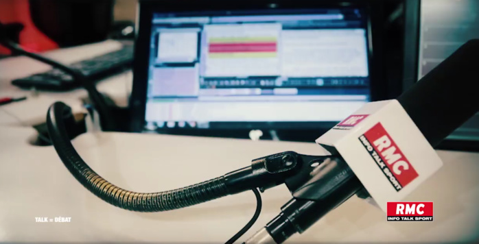 """RMC : """"Radio Brunet"""" au Salon de l'Agriculture"""