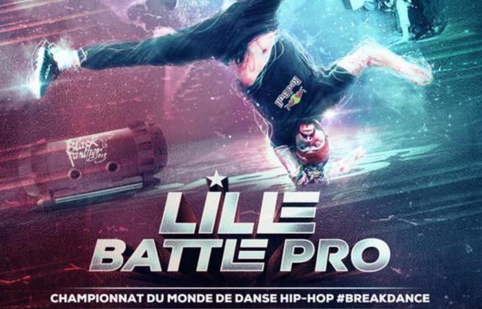 """La """"Lille Battle Pro"""" diffusée en direct vidéo sur mouv.fr"""