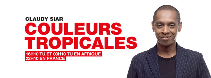 """RFI : """"Couleurs Tropicales"""" en tournée en Afrique"""