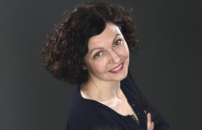 Sidonie Guénin a été officiellement nommée le 22 février 2018. Elle rejoint le Comité stratégique de Radio France © Radio France