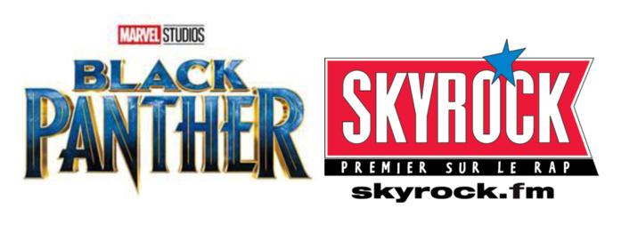 Skyrock partenaire du film Black Panther
