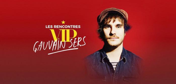 Gauvain Sers à Caen avec la radio Tendance Ouest