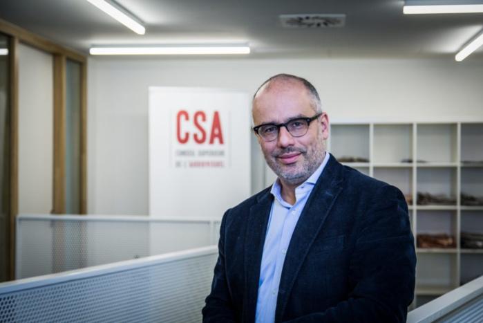 Fin novembre 2017, Karim Ibourki est devenu le nouveau Président du CSA en Belgique. Il succède à Dominique Vosters après un mandat de cinq ans entamé en 2013.