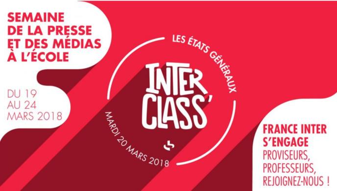 France Inter s'engage avec InterClass'