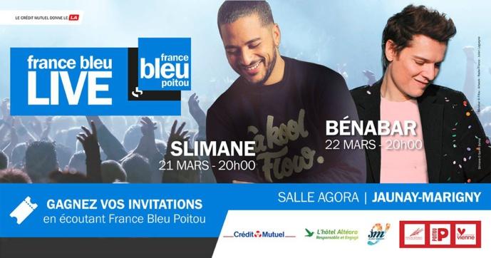 La tournée France Bleu Live fait étape à Poitiers