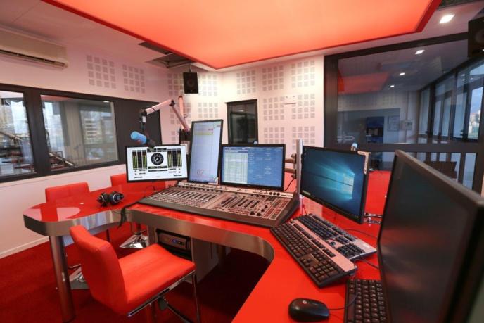 Les nouveaux studios de 100%.