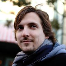 Stanislas Signoud, cofondateur des Croissants.
