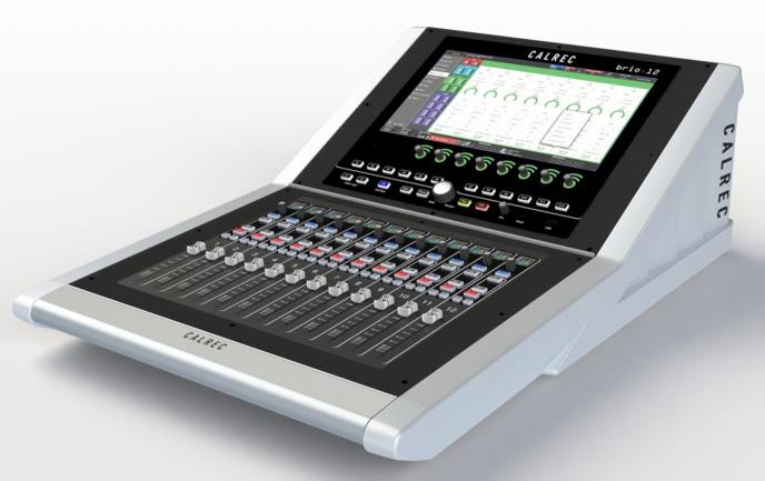 La console Brio, distribuée par Audiopole, est désormais disponible en 12 faders