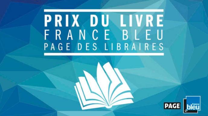 Sélection 2018 du Prix du Livre France Bleu