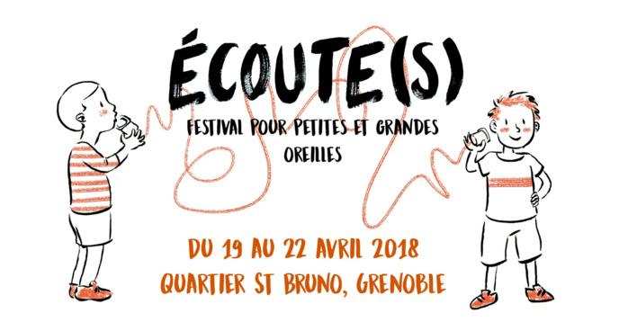 Première édition du Festival Écoute(s) à Grenoble