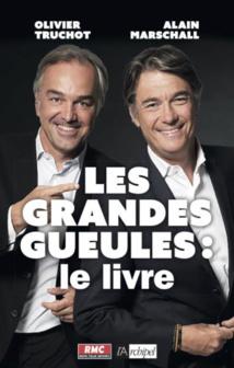 """RMC : """"Les Grandes Gueules"""" dans un livre"""