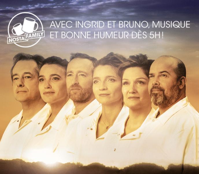 Belgique : Nostalgie ouvre son antenne dès 05h le matin