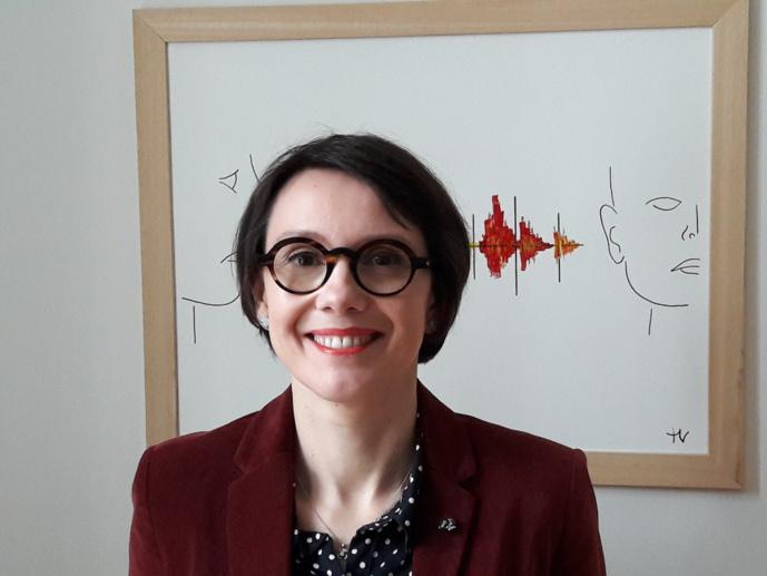 Virginie Catois est secrétaire générale du CTA de Caen depuis 2001.