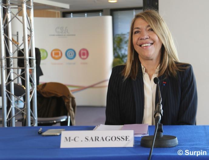Marie-Christine Saragosse rempile à France Médias Monde @ Serge Surpin / La Lettre Pro de la Radio