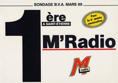 Radio Lyon et MRadio, deux époques, deux radios mythiques