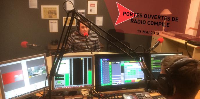 Radio Compile organise ses premières portes ouvertes