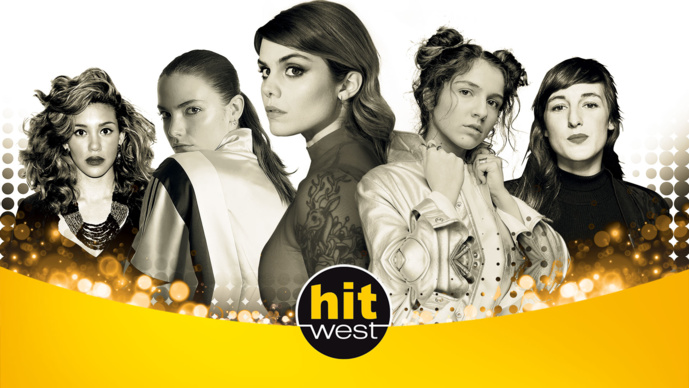 Un concert 100% filles avec Hit West