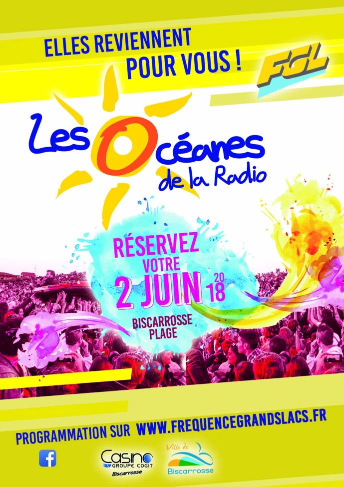"""FGL prépare ses """"Océanes de la Radio"""""""