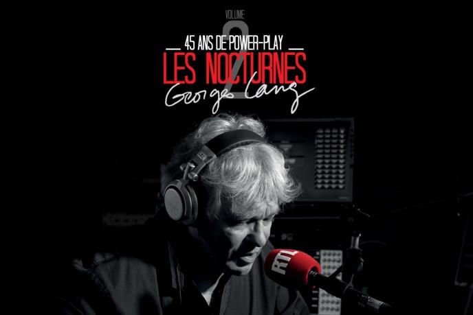 """La parution de la dixième compilation """"Les Nocturnes - 45 ans de Power-Play"""" salue la longévité à l'antenne de Georges Lang"""