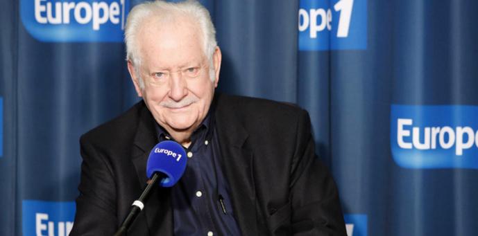 Affaibli depuis depuis plusieurs semaines, Pierre Bellemare est décédé samedi à l'hôpital Foch à Paris © Europe 1