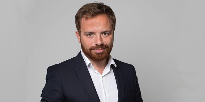 Xavier Domino, nommé Secrétaire général de Radio France, prendra ses fonctions à compter du lundi 4 juin 2018 © RF/Mathieu Genon
