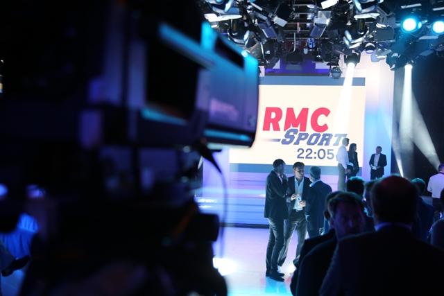Les amateurs de sports et les auidteurs de RMC vont s'y retrouver ©Serge Surpin / La Lettre Pro de la Radio