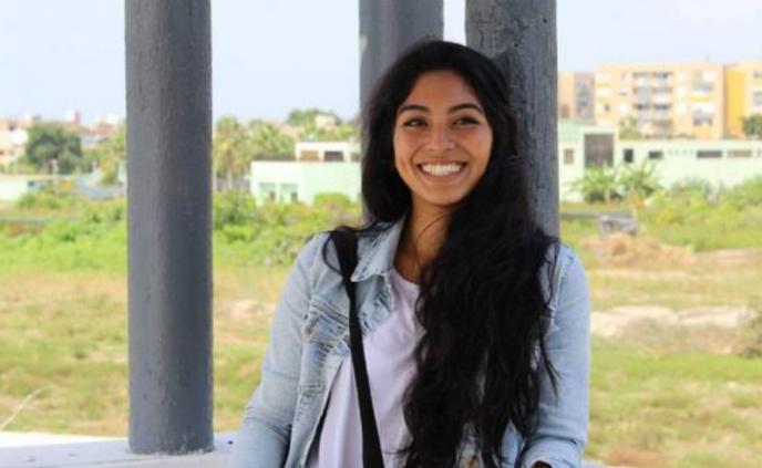 """Le Prix """"Reportage de RFI en espagnol"""" pour Valeria Reyes"""