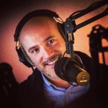Maxime Gallice est le président fondateur d'Imagine La radio