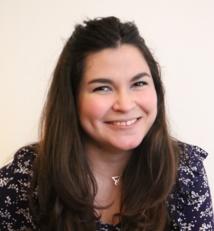 Lory Martinez, spécialiste du podcast, a fait ses armes à la radio américaine. © D.R.