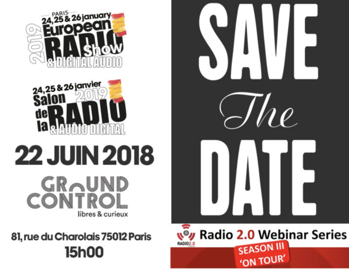 Copil Salon Radio & Audio Digital 2019