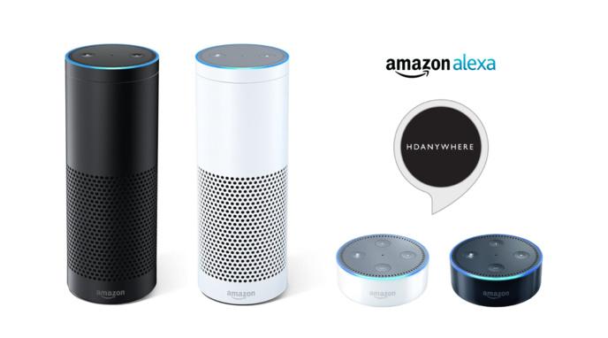Amazon Echo n'est peut-être pas encore dans votre salon… mais c'est pour bientôt!
