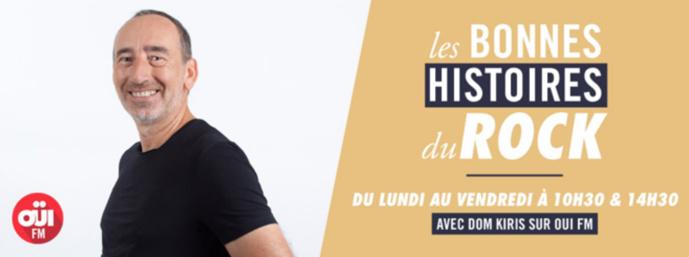 """""""Les Bonnes Histoires du Rock"""" : la série de l'été sur Oui FM"""