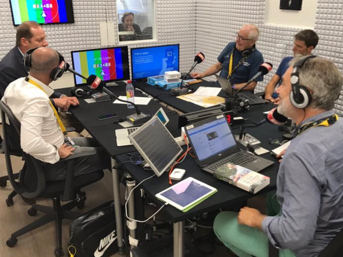 """RMC prépare son """"Intégrale Tour"""" de France"""