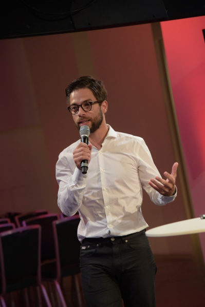 Yann Legarson est responsable du marketing digital des Indés Radios depuis 2015. / Photo DR