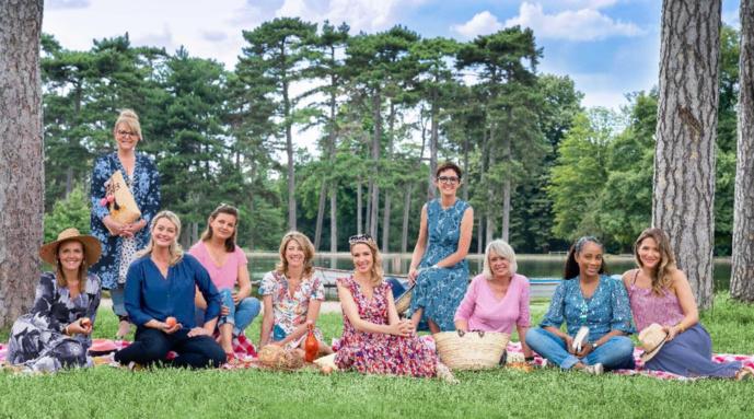 Stéphanie Loire, Bérénice Bourgueil, Caroline Diament, Luana Belmondo... Cet été, RTL mise sur de nombreuses voix féminines © Nicolas Vollaire