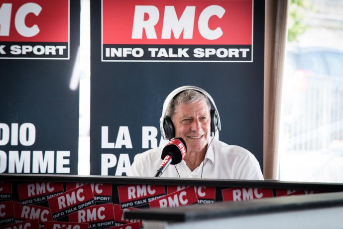 """Un dernier match pour """"Captain' Larqué"""" sur RMC"""