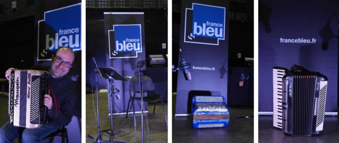 France Bleu Limousin s'intéresse à l'accordéon