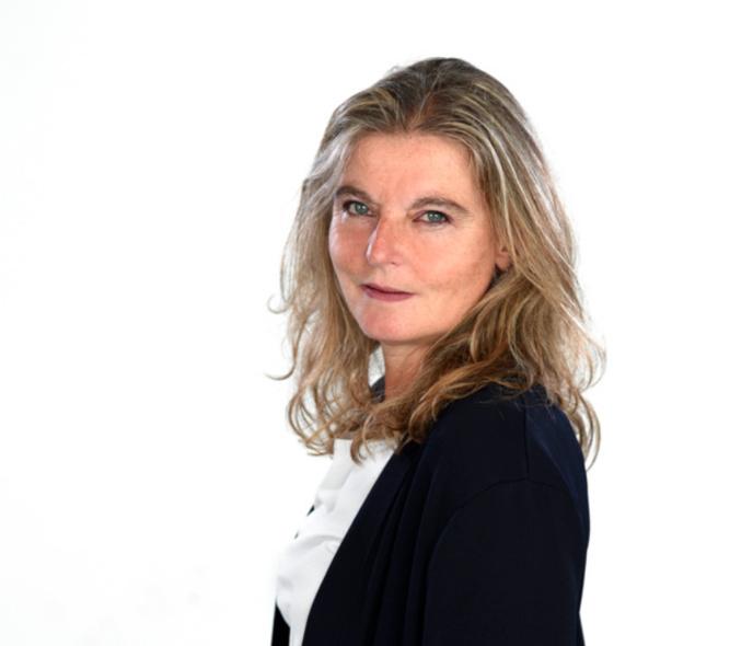 Pour Sandrine Treiner, le podcast, c'est la liberté ! © Radio France / Christophe Abramowitz