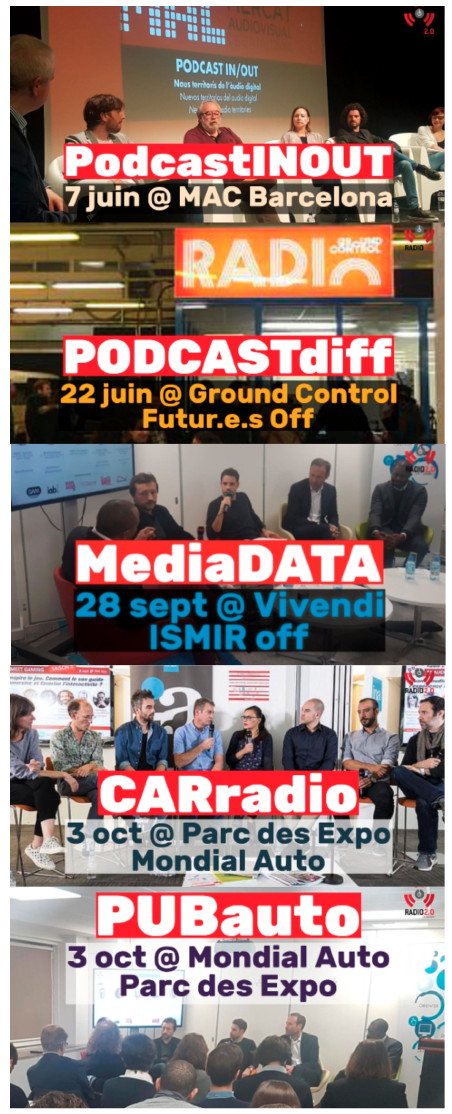 Radio 2.0 Webinar series - SaisonIII