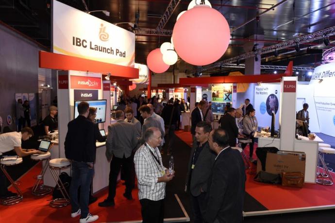 Septembre est rythmé par l'IBC Show à Amsterdam / Crédit IBC