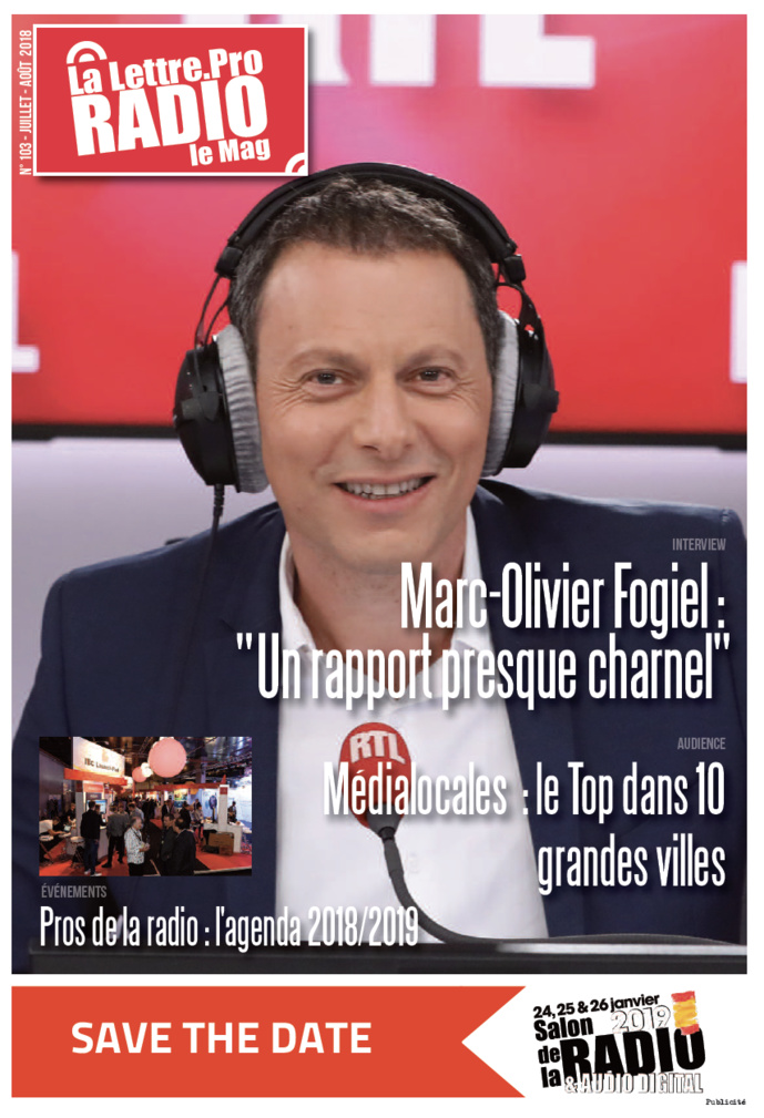 La Lettre Pro de la Radio n°103