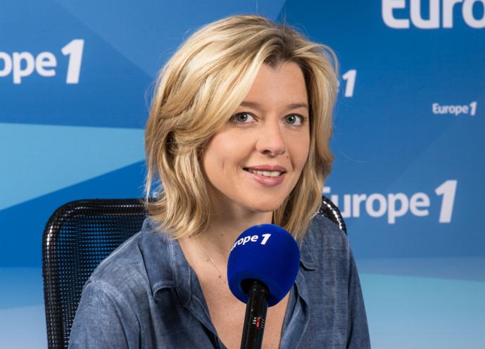 Valeur sûre d'Europe 1, Wendy Bouchard reprend les matinées de la station. (crédit : Europe 1)